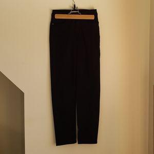 Zara Basic Z1975 Denim - Black - Straight Leg